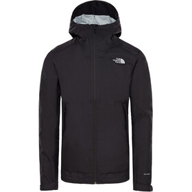 The North Face Millerton Jacket Men tnf black/high rise grey campfire print